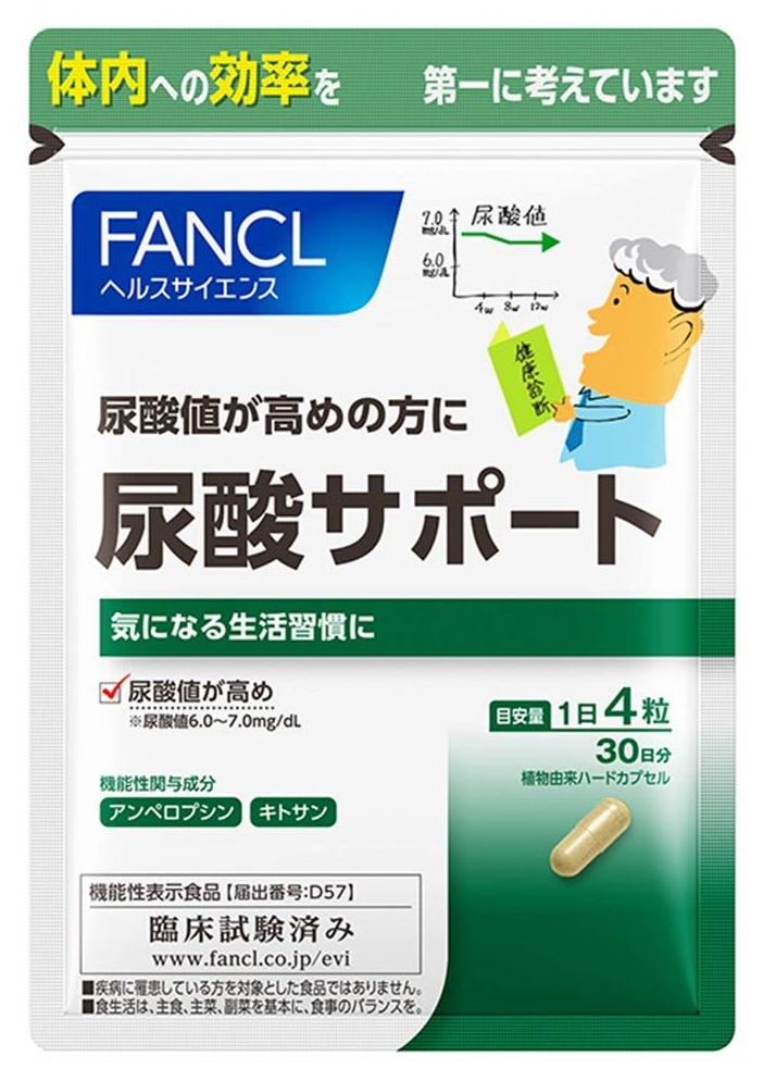 尿酸サポート