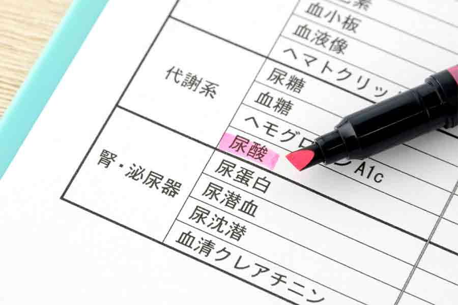 尿酸値対策サプリ