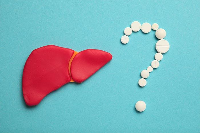 肝臓数値対策サプリ肝臓の働き