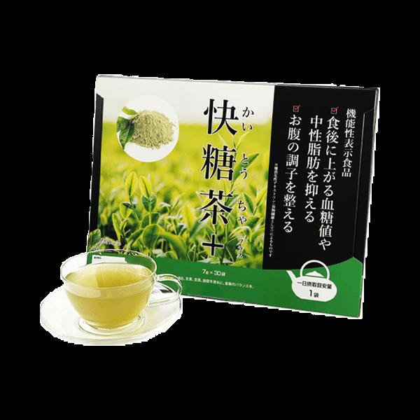 .快糖茶+