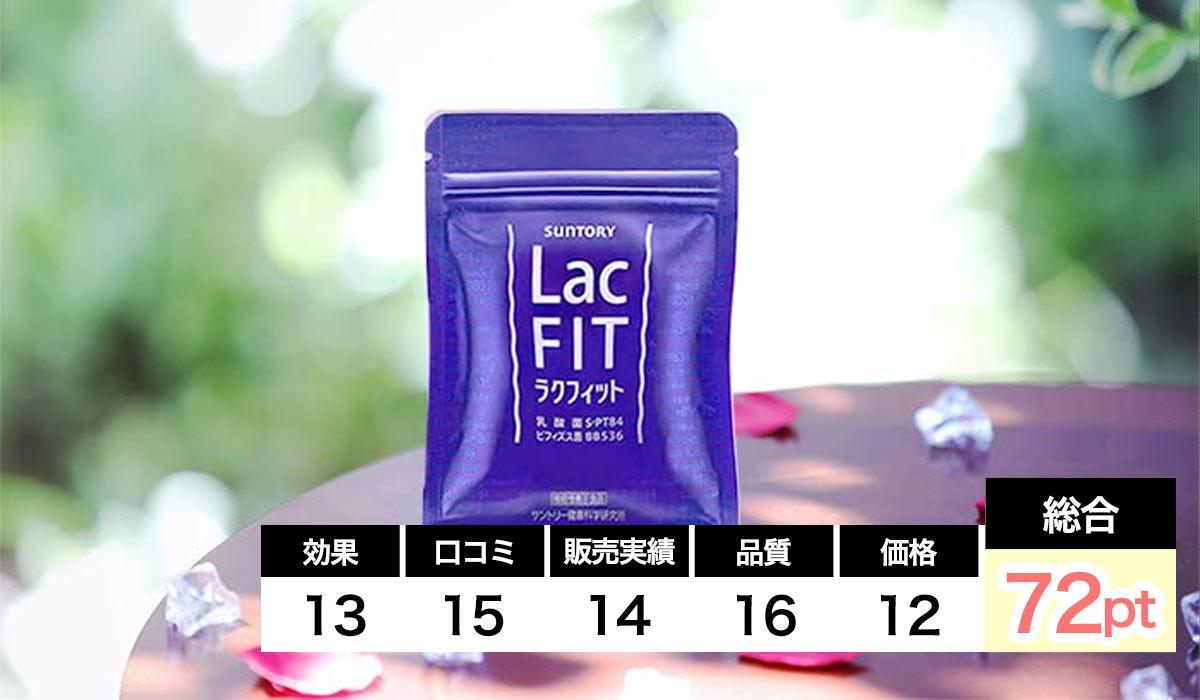 ラクフィット脂肪対策サプリダイエットサプリ